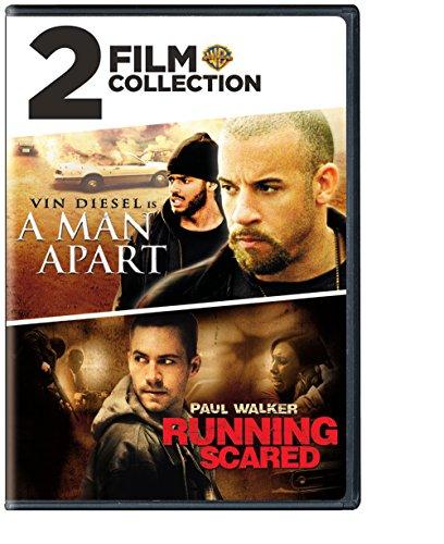 Halloween Pak Mannen (Man Apart/Running Scared (DBFE) (DVD))