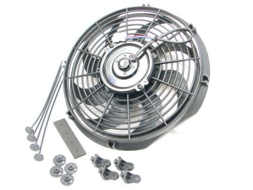 Universal Electric Radiator Slim Fan 12' Godspeed FAN12