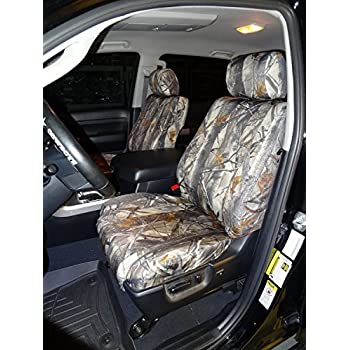 Amazon.com: Toyota Tundra Double Cab Front and Back Seat ...