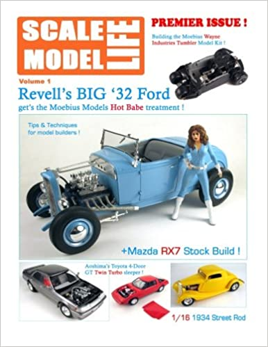 Scale Model Life Building Scale Model Kits Magazine Volume 1