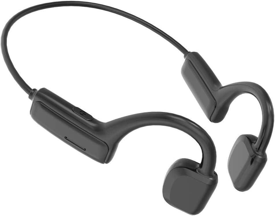 Auriculares de conducción ósea, Auriculares Impermeables para Deporteshttps://amzn.to/3qSPhZI