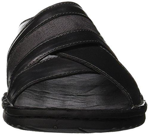 Nero Piscina GRUNLAND de para y Nero Negro Zapatos LAPO Hombre Playa nAAqpZaO