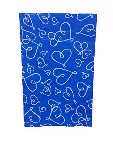 Lin NaDa Small 100 Pcs.Jewelry Plastic Bag Flat Bag 5
