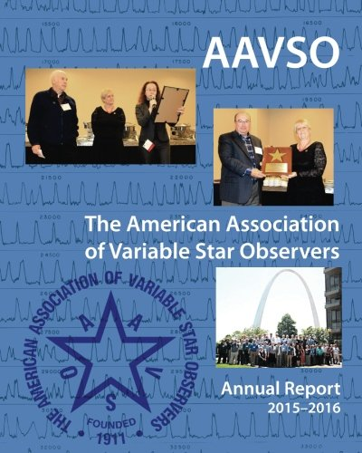 Download AAVSO Annual Report 2015-2016 pdf epub