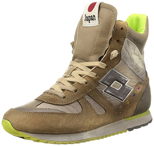 Ny Tokyo Tan W Donna brn Sneaker ea Mid Lotto Sand C5Ydww