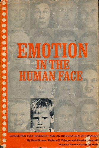 Emotion in the Human Face (Studies in Emotion and Social Interaction)