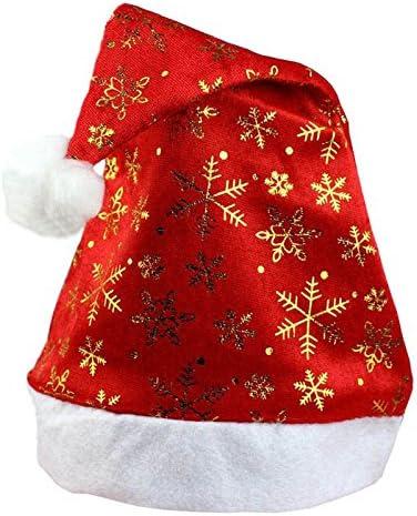 LINSINCH Chapeau de Noel Accessoires Hiver 1Pc Nouveau de