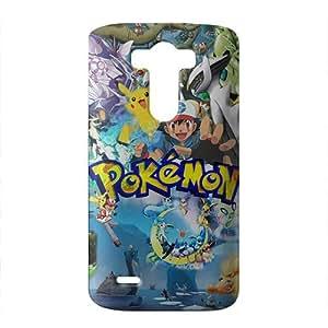 Fortune Pokemon 3D Phone Case for LG G3