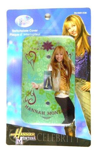 disney-hannah-montana-light-switch-plate-cover-2