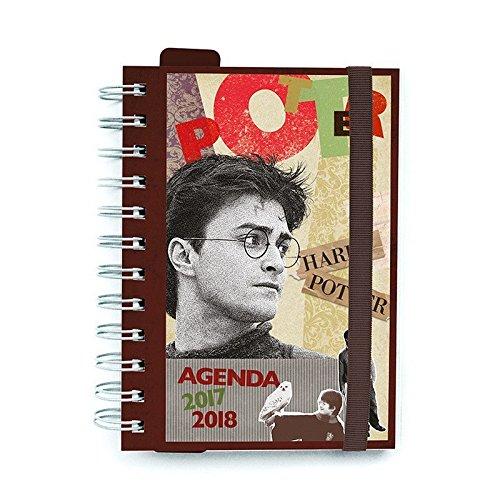 Agenda Escolar 2017/2018 Harry Potter (en Italiano): Amazon ...
