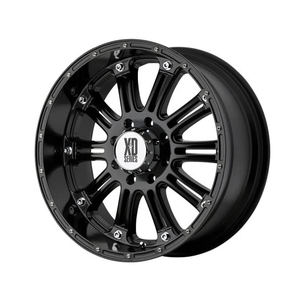 XD-Series-by-KMC-Wheels-XD795-Hoss-Gloss-Black-Wheel-With-Clearcoat-20x96x1397mm-18mm-offset