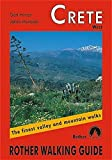 Crete West: ROTH.E4803: Rother Walking Guide