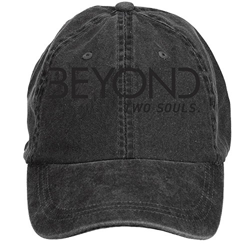 Tommery Unisex Beyond Two Souls Logo Hip Hop Baseball Caps (Angry Birds Friends Halloween 2)