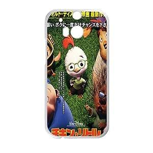 Happy Chichen little Case Cover For HTC M8 Case