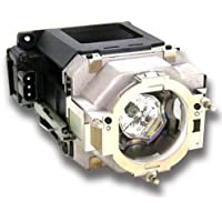 SHARP XG-C455W Projector Replacement Lamp with Housing