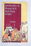 img - for Introducci n a la historia de la edad media en Europa book / textbook / text book