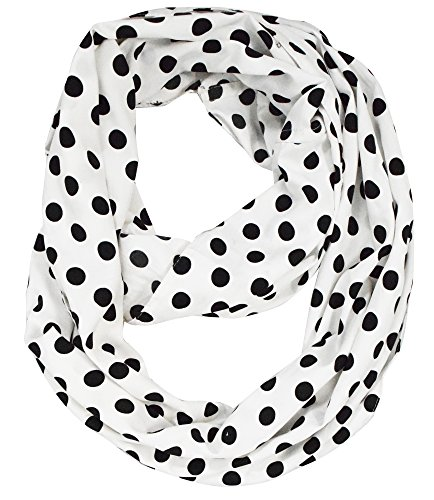 Peach Couture Aesthetic Peaceful Scarf Womens Scarf White
