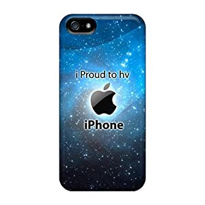 Faddish Phone I Proud To Hv Iphone Case For Iphone 5/5s / Perfect Case Cover