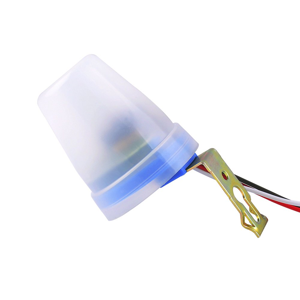 Sensky sk020 ac dc 12v 10a auto on off photocell street light sensky sk020 ac dc 12v 10a auto on off photocell street light photo switch sensor amazon lighting mozeypictures Gallery