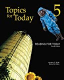 Reading for Today 5: Topics for Today