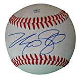 Houston Astros Max Stassi Autographed Hand Signed Baseball with Proof Photo, Oakland Athletics, A's, COA