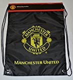 Manchester United GYM Sack BAG Drawstring Backpack Cinch Bag Authentic Official