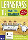 LERNSPASS - Mathe-Trainer 1. Klasse (PC+MAC)