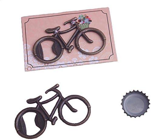 Compra Pioneer Clan - Abrebotellas de Bronce con patrón de Bicicleta, Regalo para Boda, Fiesta, Invitados Bike-5 Packs en Amazon.es