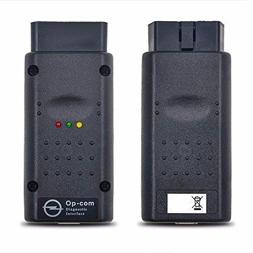 Muicatte OPCOM OBD2 V1.65 Opel Car Super Auto Scanner Vehicle Diagnostic Tool