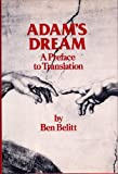 Adam's Dream, Ben Belitt, 0394502884