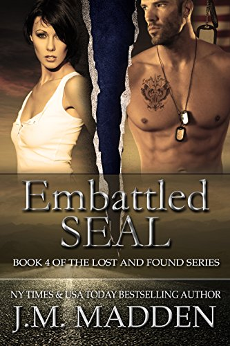Embattled SEAL (Lost and Found Book 4) by [Madden, J.M.]