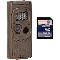 CUDDEBACK F2 IR Plus 1309 Micro Infrared Trail Game Hunting Camera + SD Card