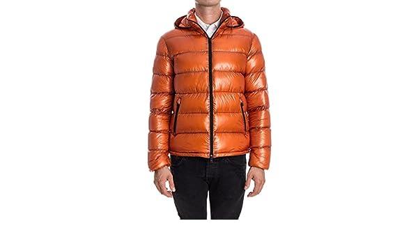 e1f4268f5ac Herno Men's Padded Goose Down Jacket Orange at Amazon Men's Clothing ...