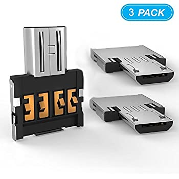 Amazon Com Faost Mini Micro Usb 5pin Otg Adapter Micro
