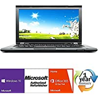 Lenovo Thinkpad T430 Intel Core i5 2.6GHz 8GB DDR3 240G SSD DVD Windows 10 Professional 64 Bit (Certified Refurbished)
