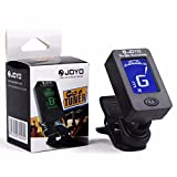 AmiciKart Digital LCD Display Automatic Clip-On Chromatic Guitar Bass, Violin, Ukulele Tuner