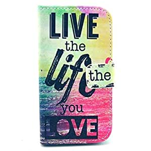 DD Live Life Sea Pattern Soft Case for Samsung Galaxy Core I8262