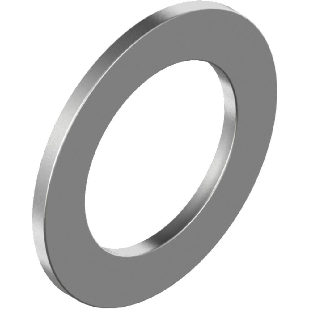 100 pcs spessori DIN 988 - in acciaio inox 6 x 12 x 0, 5 A2 dxd2xh= WASI