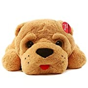 Niuniu Daddy 35.4  Plush Oscar Puppy Dog Soft Toy, Large Stuffed Animal