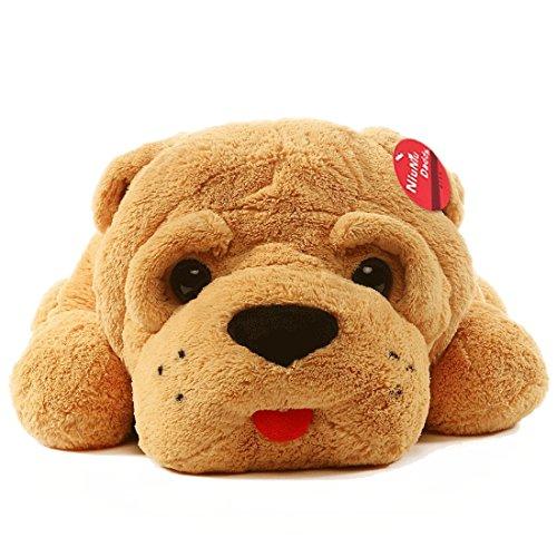 Niuniu Daddy 354 Plush Oscar Puppy Dog Soft Toy Large Stuffed