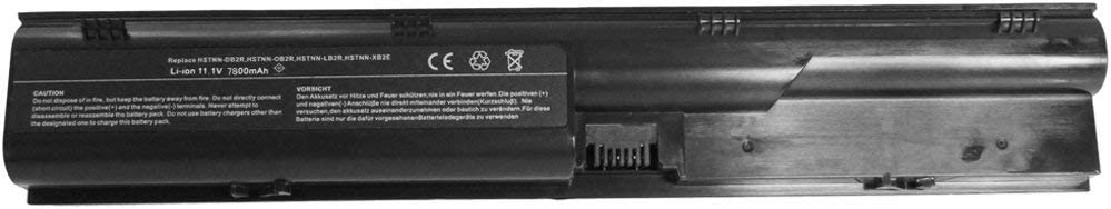 Bay Valley Parts 9 Cell 11.1V 7800mAh New Replacement Laptop Battery for HP: Probook 4330s,Probook 4331s,Probook 4430s,Probook 4431s,Probook 4435s,Probook 4436s,Probook 4530s,Probook 4535s