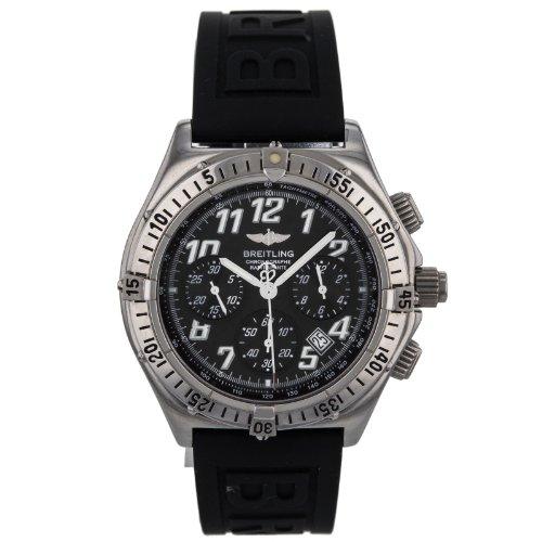 Breitling Windrider Chronoracer Rattrapante A69048 Quartz Men's Watch