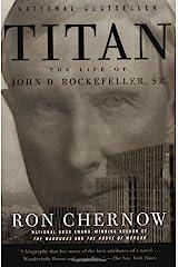 Titan: The Life of John D. Rockefeller, Sr. Capa comum