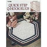 Quick Step Q-Hook Rugs - Crochet Patterns