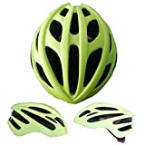Unisex Bike Helmet with Adjustable Regulator and Washable Chin Pad Durable Impact-Resistant Shell Protect Gear for Mountain Bike Racing Cycling