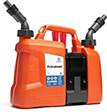Husqvarna Petrol and Oil Combination Combi Can 5 and 2.5 Litres