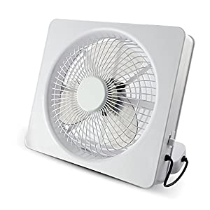 Welltop 6 Inches Portable Fan Usb Or Aa Battery Powered
