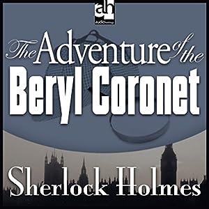 Plot Summary of the Adventure of the Beryl Coronet