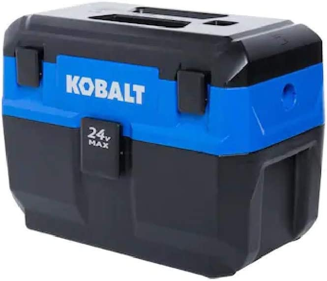 Kobalt 24-Volt Max 3-Gallon Cordless Shop Vacuum (Battery Not Included)