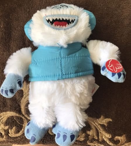 (Rudolph the Red-Nosed Reindeer Abominable Snowman Musical Mini Plush)